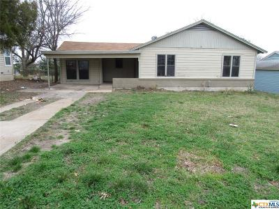 Temple Single Family Home For Sale: 1420 E Avenue B