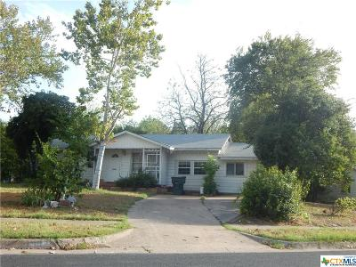 Killeen Single Family Home For Sale: 810 Cardinal Avenue