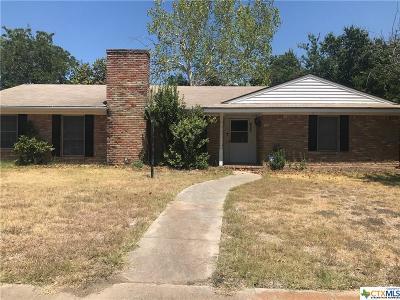 Killeen Single Family Home For Sale: 1402 Goode