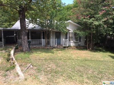 San Marcos TX Single Family Home For Sale: $169,000