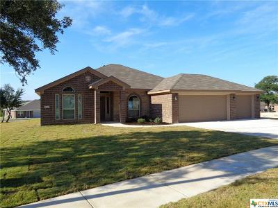 Copperas Cove Single Family Home For Sale: 1045 Declaration Drive