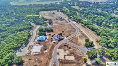 Salado Residential Lots & Land For Sale: 2010 Chalk Mill Crossing