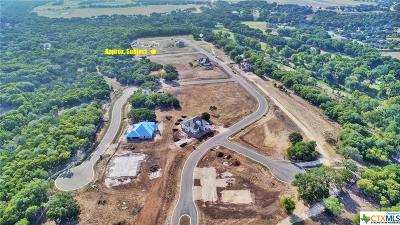 Salado Residential Lots & Land For Sale: Lot 2 Block 1 Chalk Mill Crossing