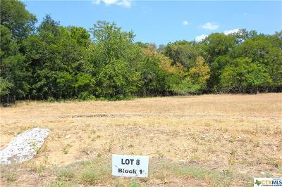 Salado Residential Lots & Land For Sale: 1064 Ferguson Mill Road