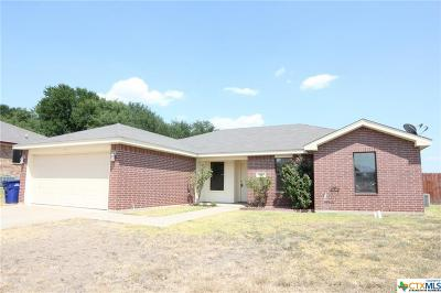 Copperas Cove Single Family Home For Sale: 1201 Marlee
