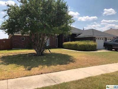 Killeen Single Family Home For Sale: 2204 Granex