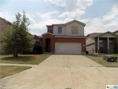 Killeen Single Family Home For Sale: 6602 Griffith Loop