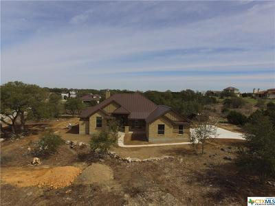 New Braunfels Single Family Home For Sale: 5918 Copper Valley