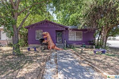 Waco TX Single Family Home For Sale: $68,999
