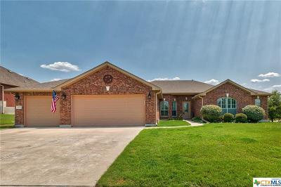 Killeen Single Family Home For Sale: 6000 Marble Falls Drive