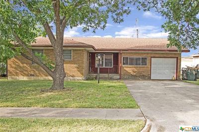 Killeen Single Family Home For Sale: 3208 Lake Travis Avenue