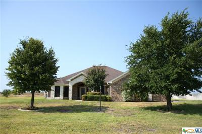 Copperas Cove Single Family Home For Sale: 127 Coleton Drive