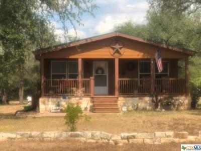 Burnet County Single Family Home For Sale: 1305 Cr 345