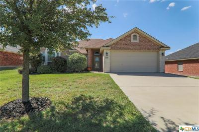 Harker Heights Single Family Home For Sale: 2016 Drawbridge Drive