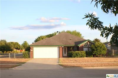 Killeen TX Single Family Home For Sale: $114,000