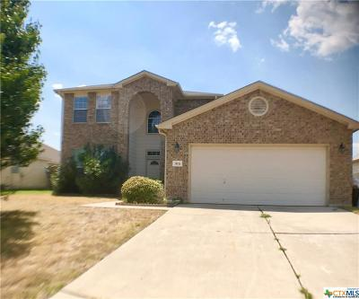 Harker Heights Single Family Home For Sale: 916 Mustang