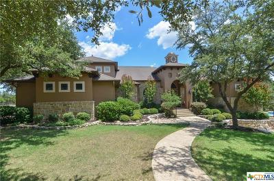 Spring Branch Single Family Home For Sale: 1519 Frontier