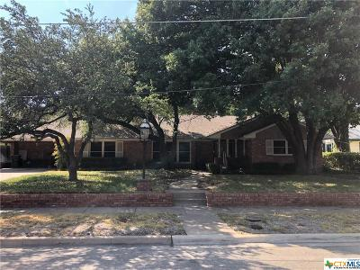 Killeen Single Family Home For Sale: 707 Spring Branch