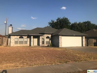 Killeen Single Family Home For Sale: 2608 Hidden Hill