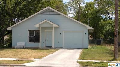 Killeen Single Family Home For Sale: 704 W Avenue I