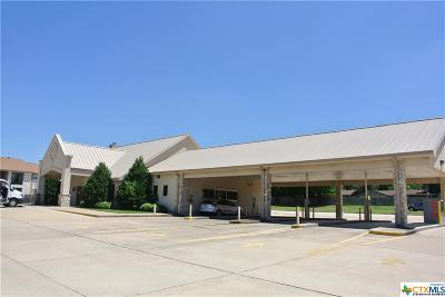 Copperas Cove Commercial For Sale: 2410 E Business 190 Highway