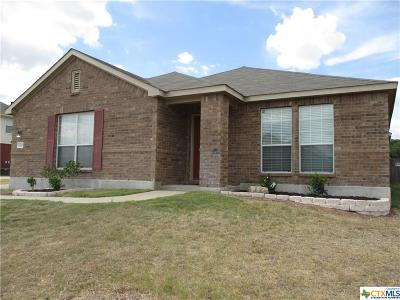 Killeen Single Family Home For Sale: 5801 Calcstone Drive