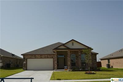 Killeen Single Family Home For Sale: 204 Christopher