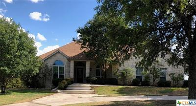 Coryell County Single Family Home For Sale: 103 River Ridge