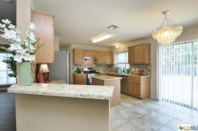 Round Rock Single Family Home For Sale: 2110 Grove Drive