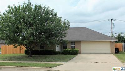 Killeen Single Family Home For Sale: 4009 Roundrock