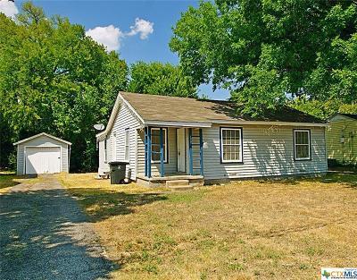 Killeen Single Family Home For Sale: 1307 E Avenue G