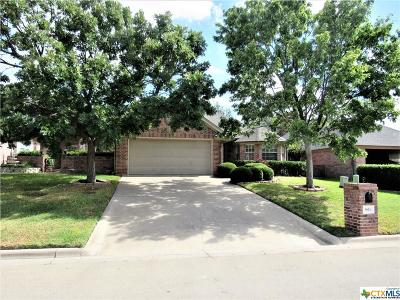 Temple Single Family Home For Sale: 3818 Whispering Oaks