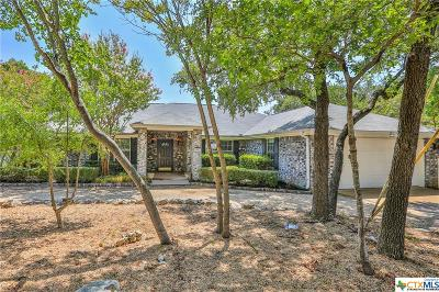 Belton Single Family Home For Sale: 5347 Denmans Loop