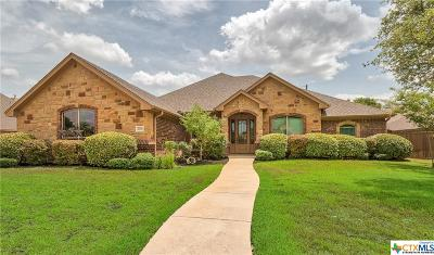 Nolanville Single Family Home For Sale: 2006 Bald Eagle Drive