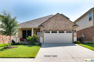 Killeen Single Family Home For Sale: 9612 Raeburn Court