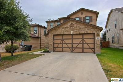 Temple TX Single Family Home For Sale: $164,900