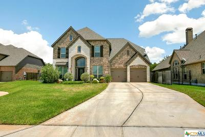 New Braunfels Single Family Home For Sale: 612 Oak Brook Dr
