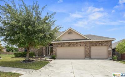 San Antonio Single Family Home For Sale: 5714 Culberson Mill