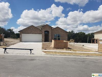 Copperas Cove Single Family Home For Sale: 810 Hobby Road