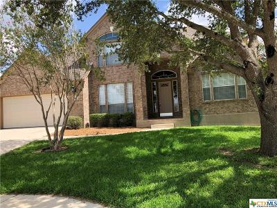 New Braunfels Single Family Home For Sale: 1327 Dime Box Circle