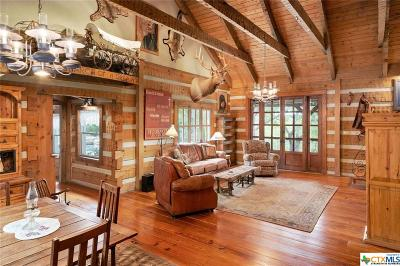 Wimberley TX Single Family Home For Sale: $1,600,000