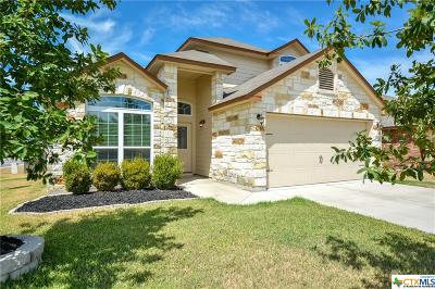 Killeen Single Family Home For Sale: 5801 Southern Belle Drive