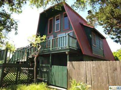 Belton Single Family Home For Sale: 20 Vista Drive