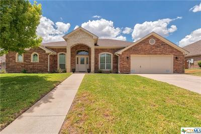 Harker Heights Single Family Home For Sale: 2110 Kangaroo Trail