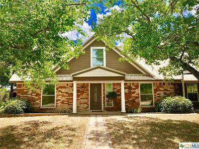 Gatesville Single Family Home For Sale: 108 Gates