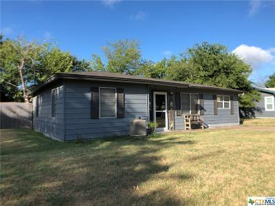 Copperas Cove Single Family Home For Sale: 601 Curry Avenue