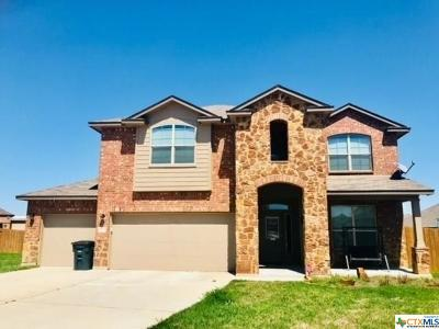 Killeen Single Family Home For Sale: 6710 George Cove