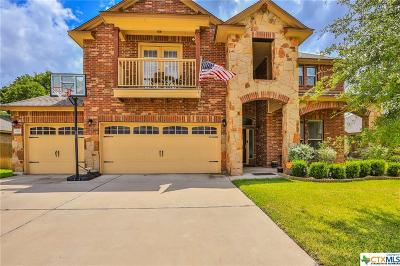 Temple Single Family Home For Sale: 5221 Sandstone Drive
