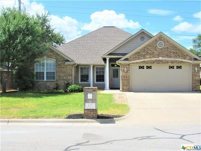 Belton Single Family Home For Sale: 428 Armstrong