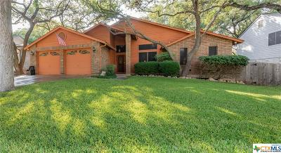 Universal City Single Family Home For Sale: 8519 Odyssey